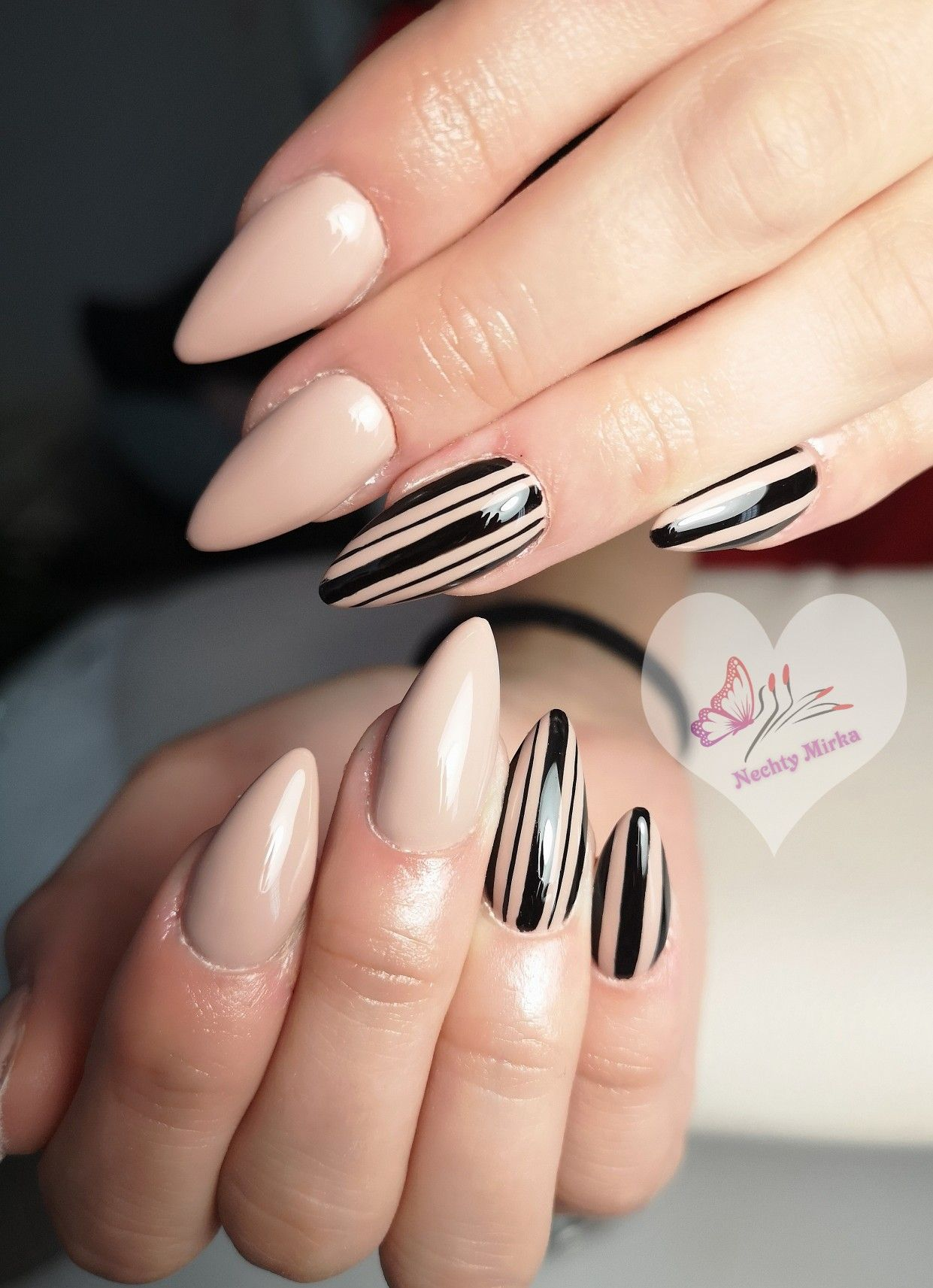 122 Best Nails By Me Images In 2020 Nechty Nechtove Umenie
