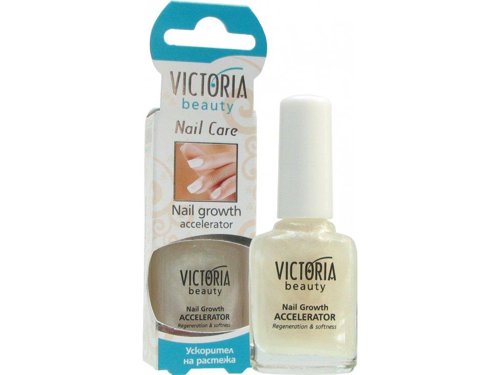 Victoria Beauty Nail Care Urychlovac Rustu Nehtu 12 Ml Salondoma Cz