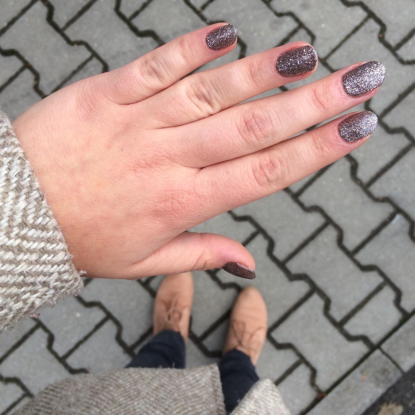 Time With Beauty Podzimni Beauty Post Gelove Nehty Sleek Paletka