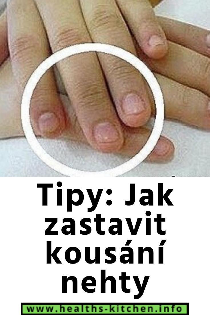 Tipy Jak Zastavit Kousani Nehty