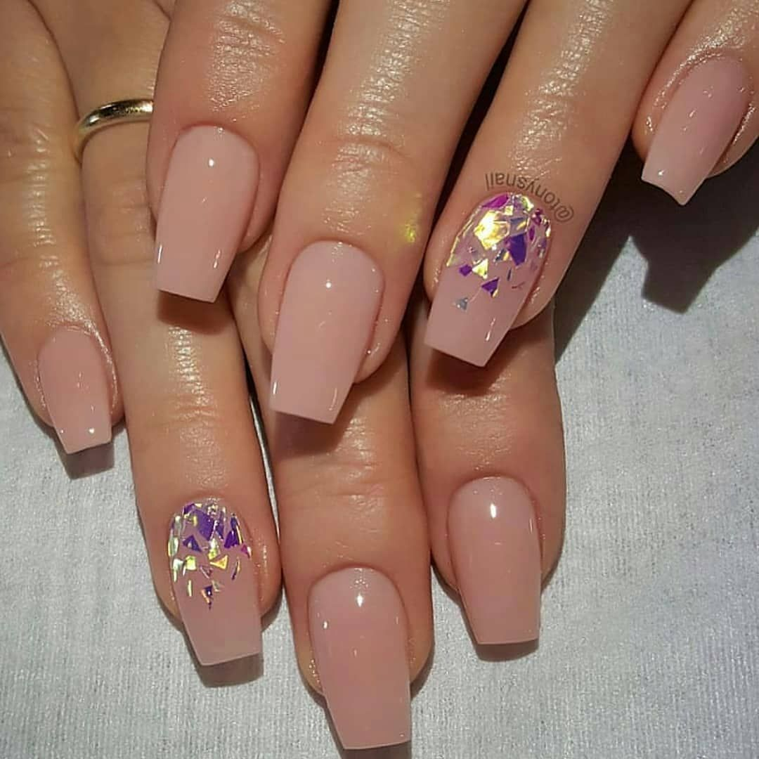55 Best Simple Nail Art Designs For Lady Gelove Nehty Akrylove Nehty A Nehty