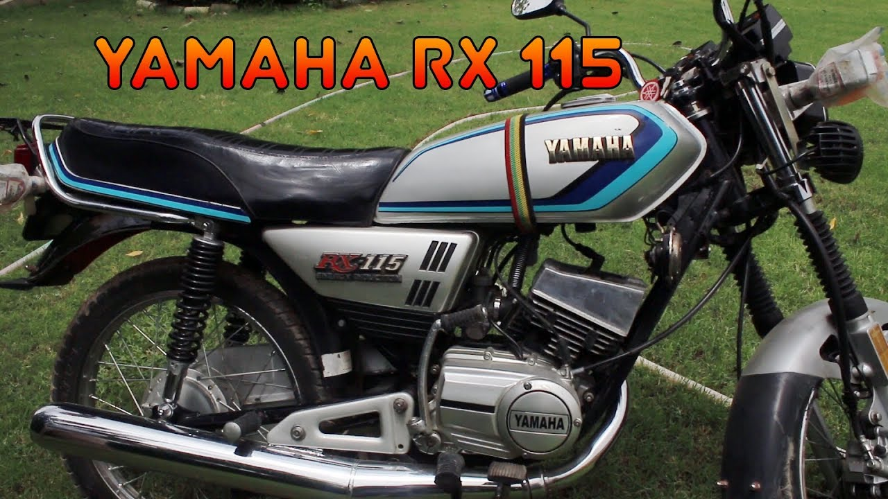 Yamaha Rxs Rx115 By Rxkbiru
