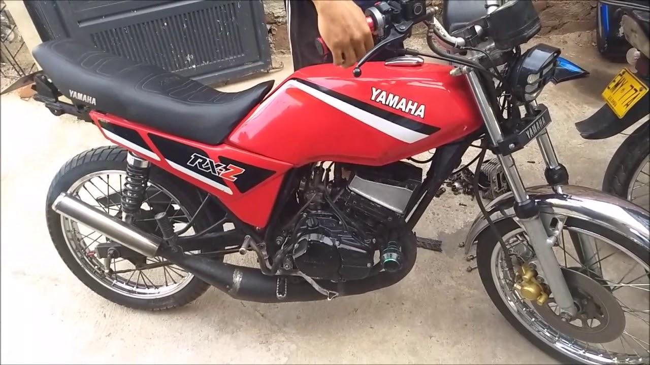 Yamaha Rxz 135 Youtube