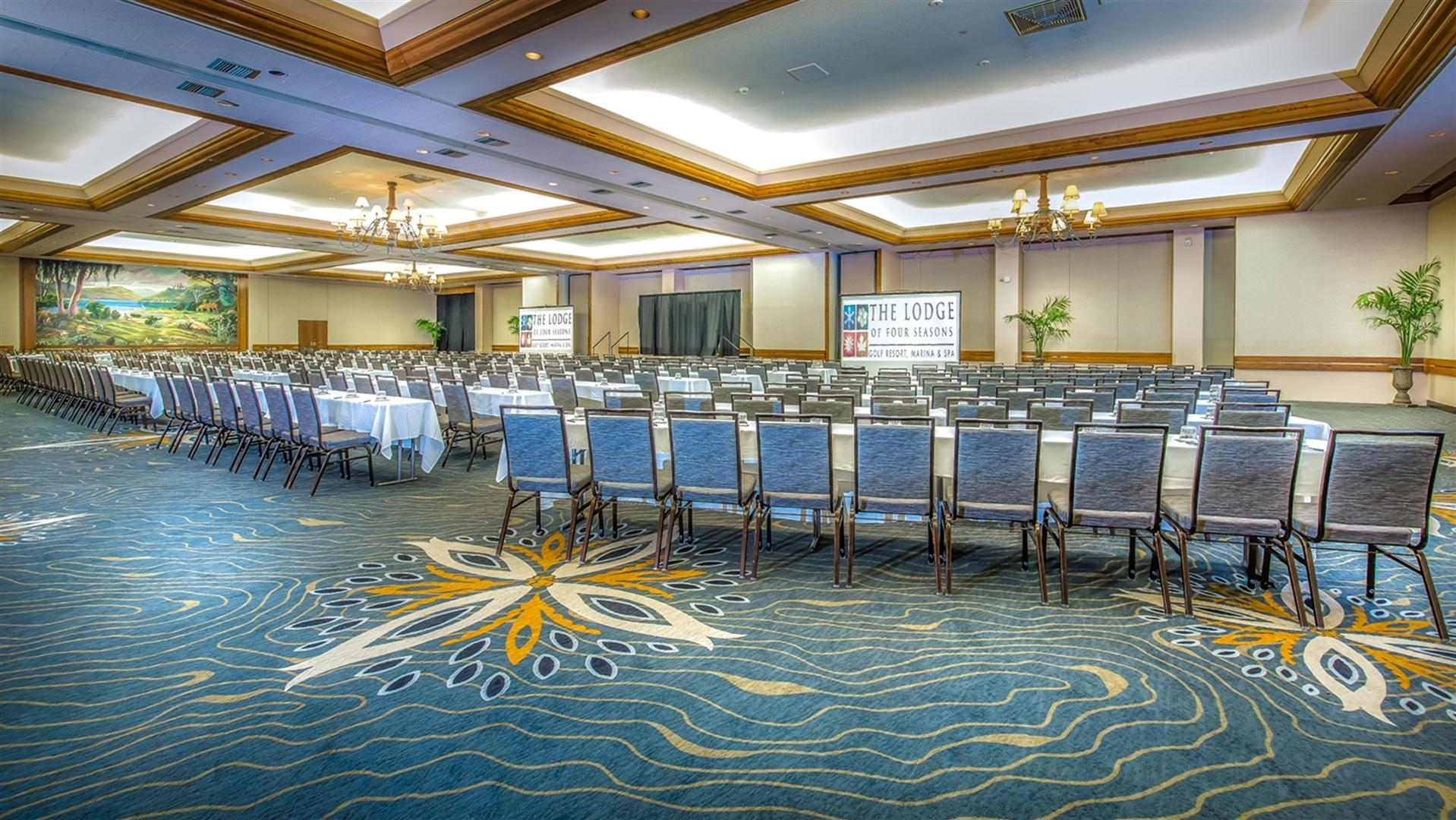 Meetings And Events At The Lodge Of Four Seasons Lake Ozark Mo Us