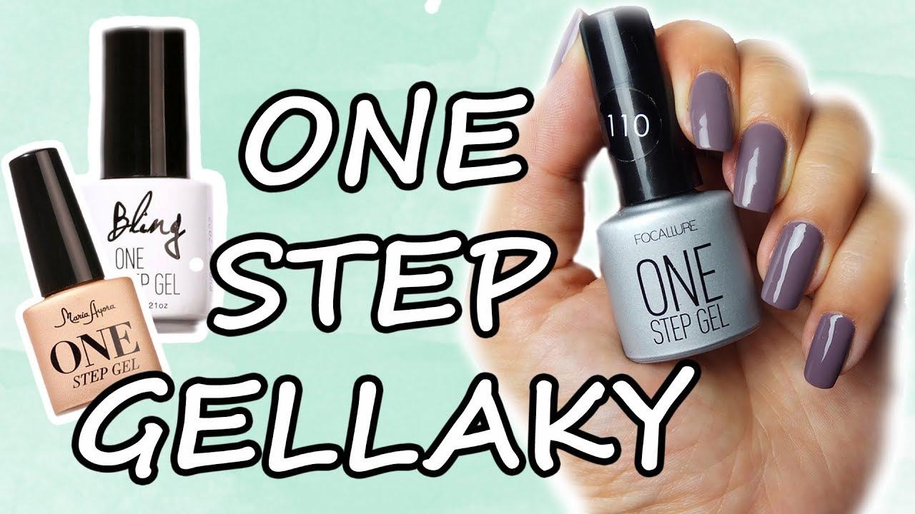 Bezvypotkove Gellaky Z Aliexpress Za 25 Kc One Step Gellaky Unboxing Cz Youtube