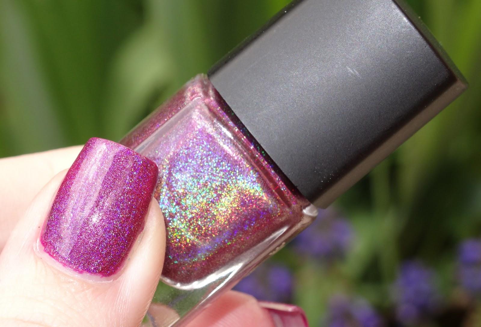Beauty Blog Holograficky Lak Na Nehty