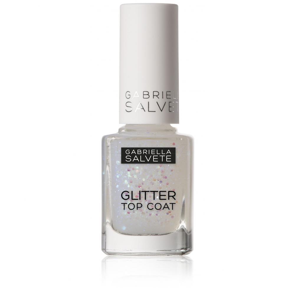 Gabriella Salvete Nail Care Glitter Top Coat Lak Na Nehty Pro Zeny 11 Ml Odstin 17 Elnino Cz