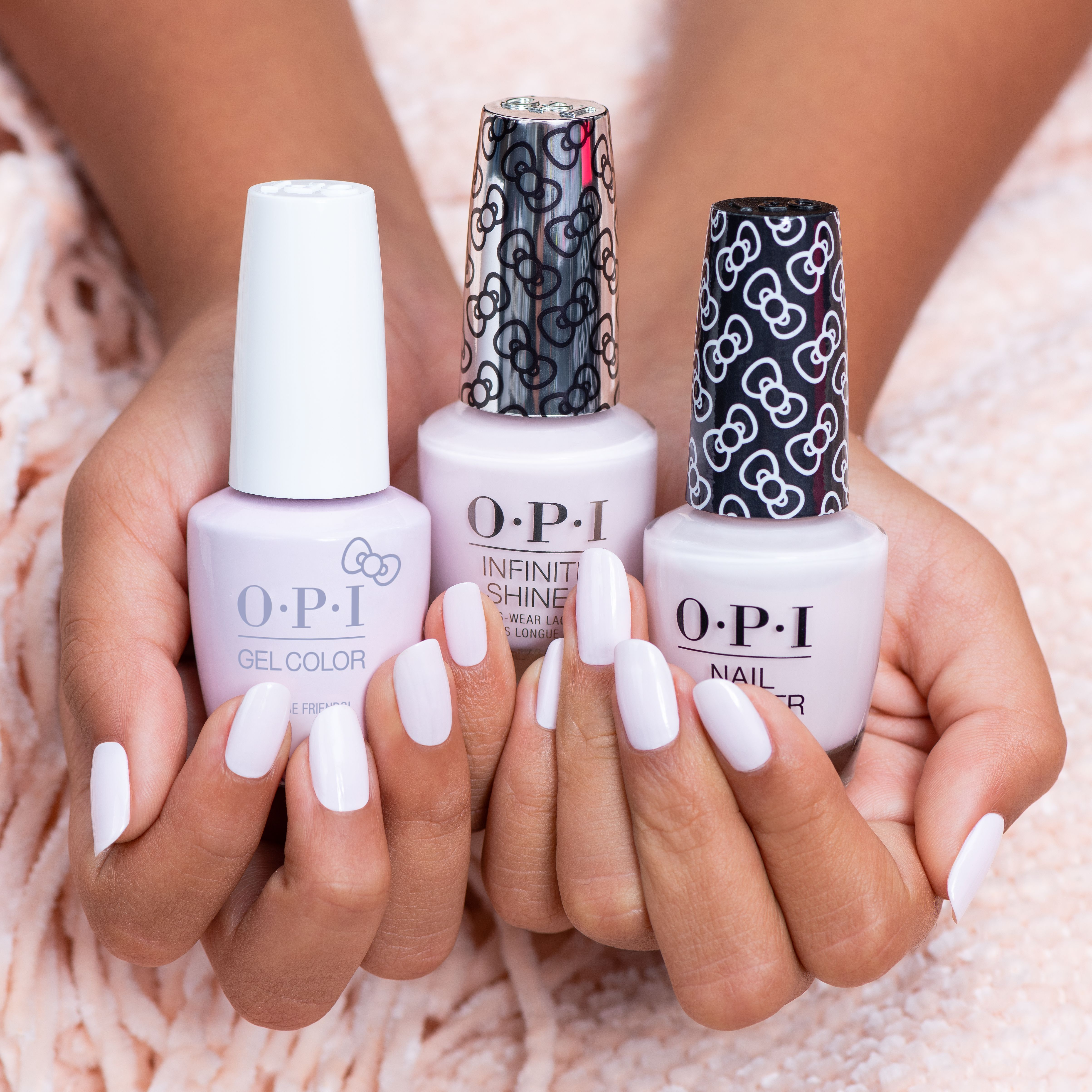 Whether You Choose Opi Nail Lacquer Opi Infinite Shine Or Opi Gel Color It Doesn T Matter Let S Be Friends Forever A Fall Gel Nails Nails Gel Nail Colors