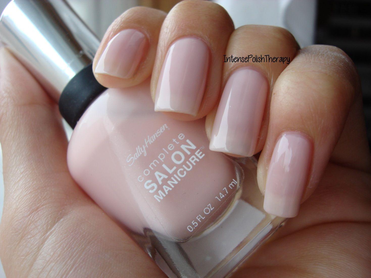 Sally Hansen Complete Salon Manicure Sweet Talker 340 Reviews Photos Ingredients Makeupalley