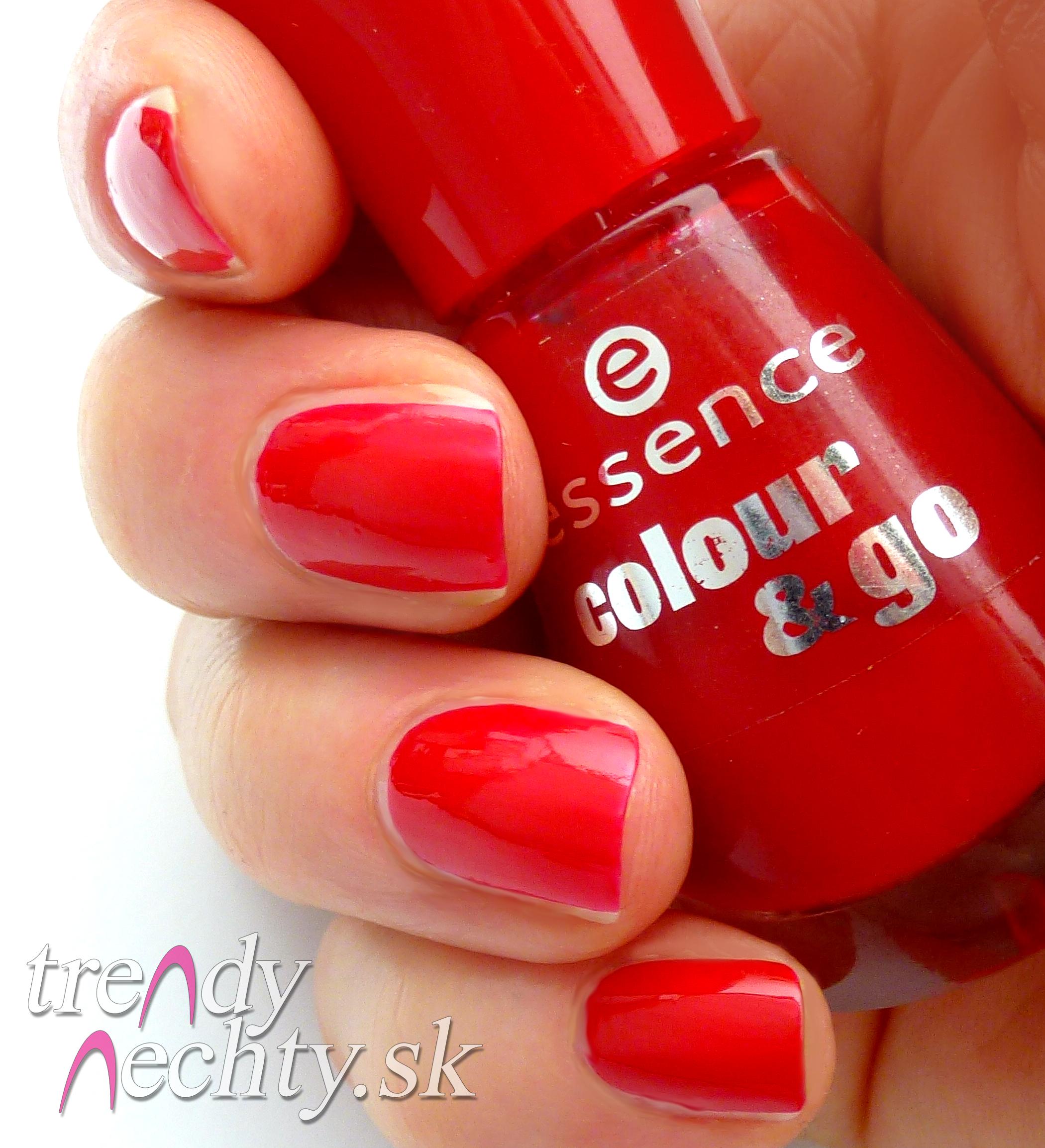Essence Colour Go 114 Fame Fatal Trendynechty Sk