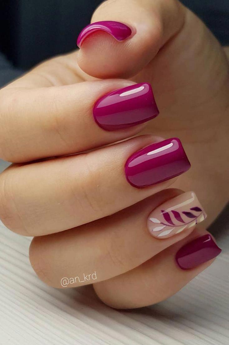 80 Ideas To Create The Best Halloween Nail Decoration Gelove Nehty Design Nehtu Kratke Nehty