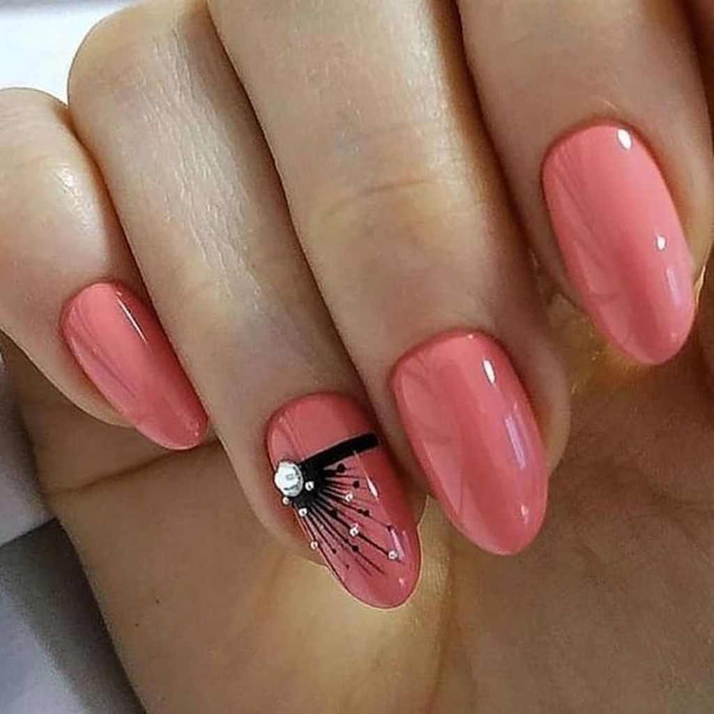 30 Most Beautiful Nail Art Trend Ideas For 2019 Page 14 Fashion Woman With Images Design Nehtu Gelove Nehty Nehty