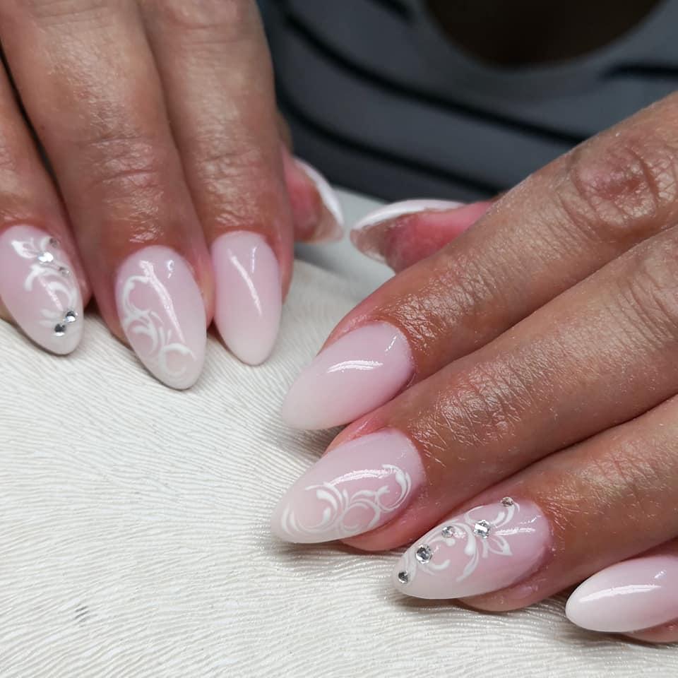 Luxury Line Profi Milky Rosa Builder Gobra Nails