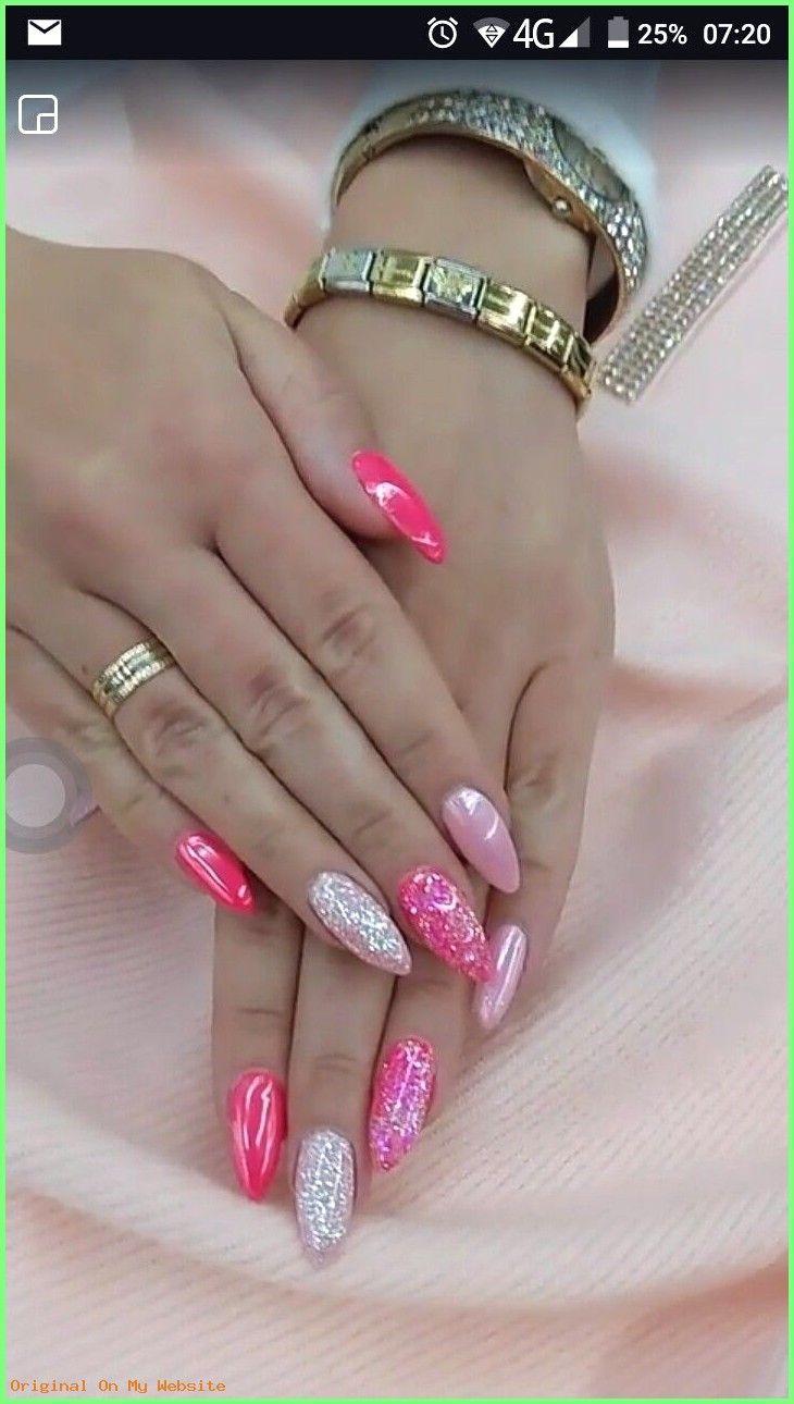 Summer Nails Designs 2019 Nails Gelove Nehty Design Nehtu Bile Nehty