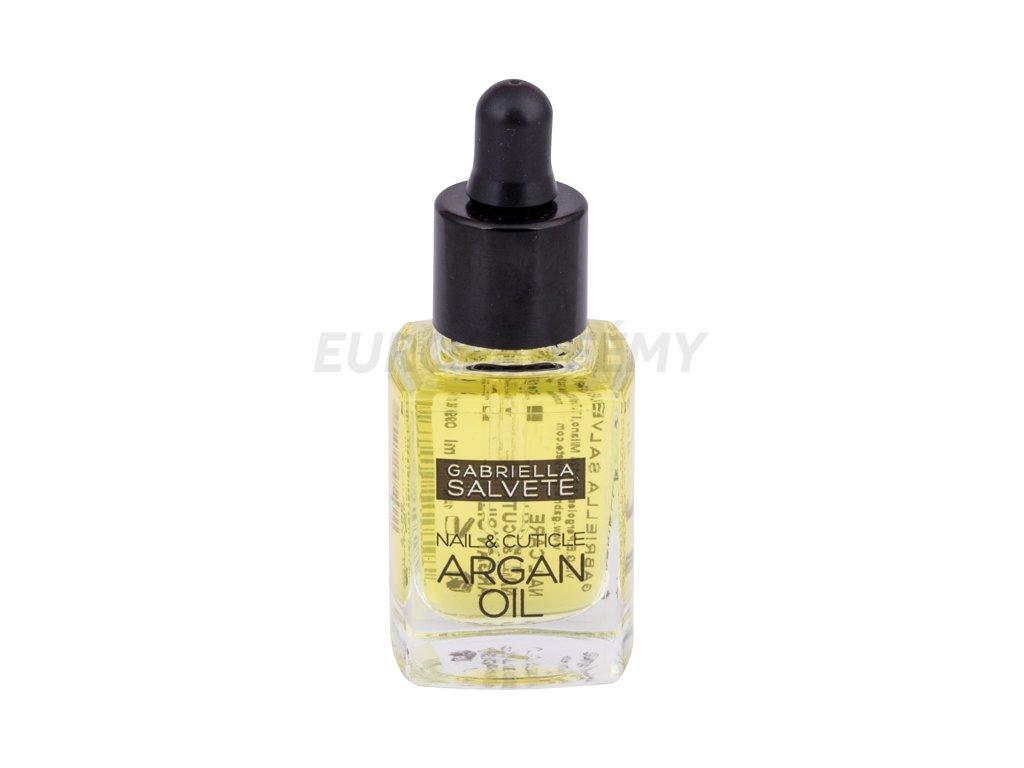 Gabriella Salvete Nail Care Nail Cuticle Argan Oil Pece O Nehty Europarfemy Cz