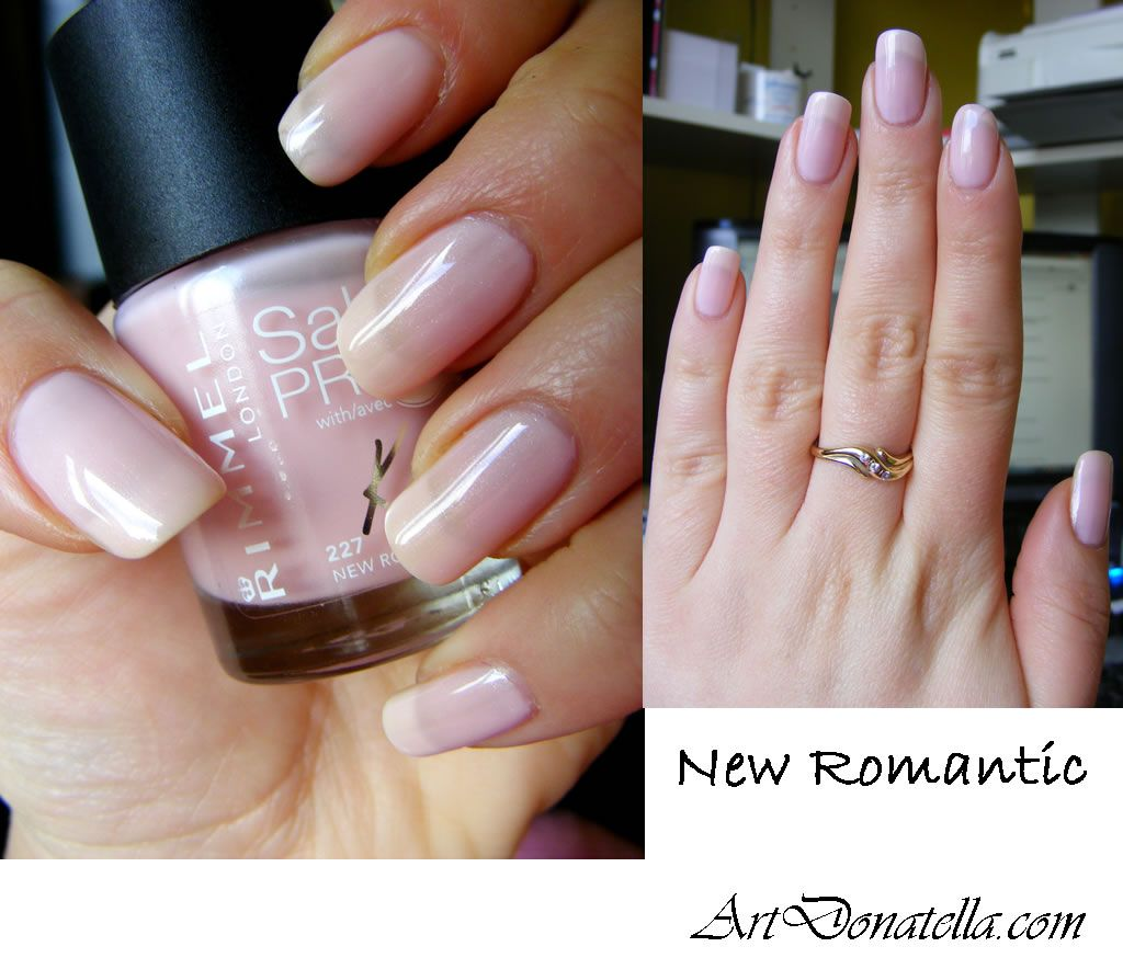 Rimmel Salon Pro New Romantic