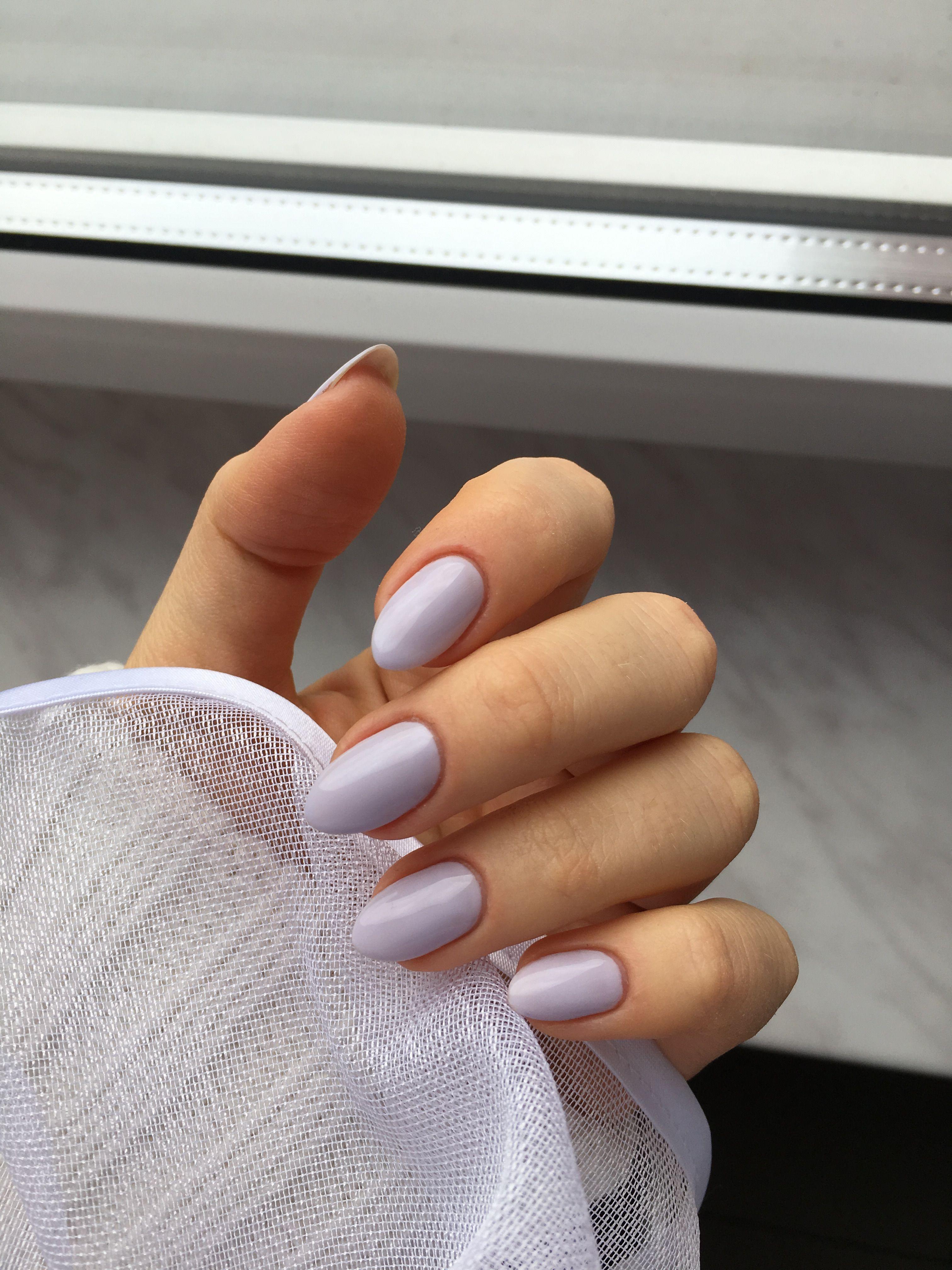 Lilac Nails Paznokcie Zelowe Sliczne Paznokcie Ladne Paznokcie