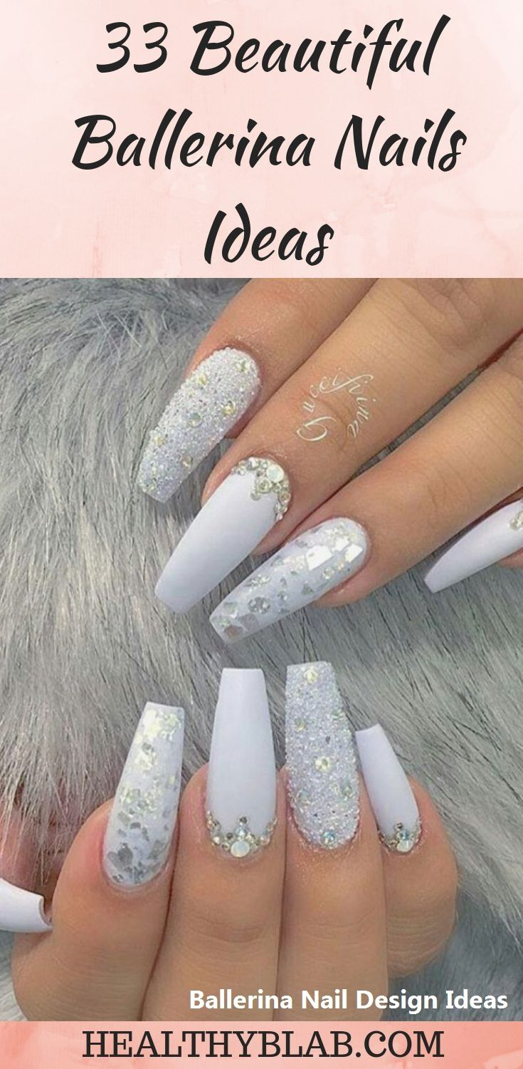 Ballerina Nails On Trend 1 Gelove Nehty Nehty