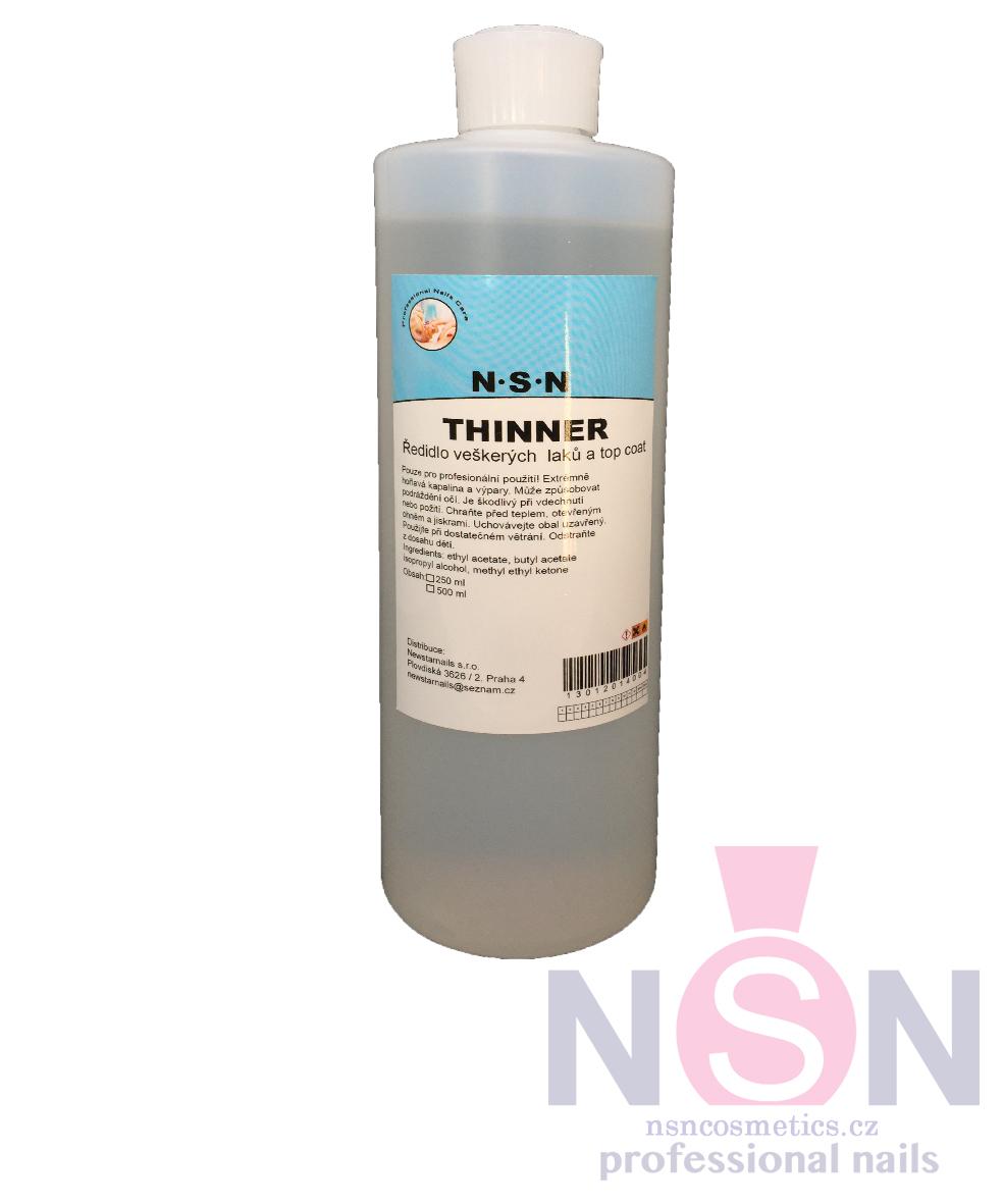 Redidlo Laku Thinner 500ml Nsncosmetics Cz