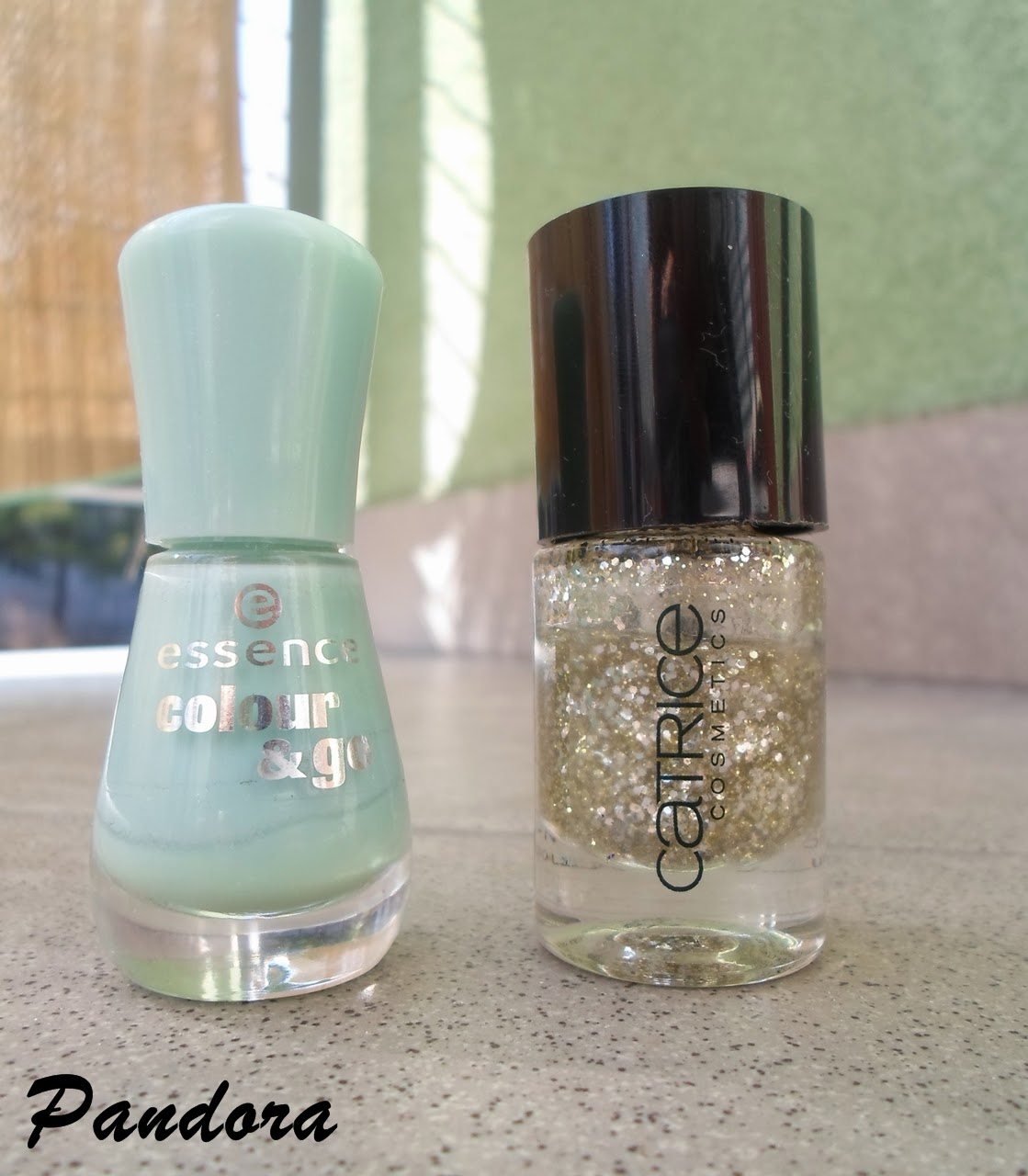 Pandora Nails Essence That S What I Mint Catrice