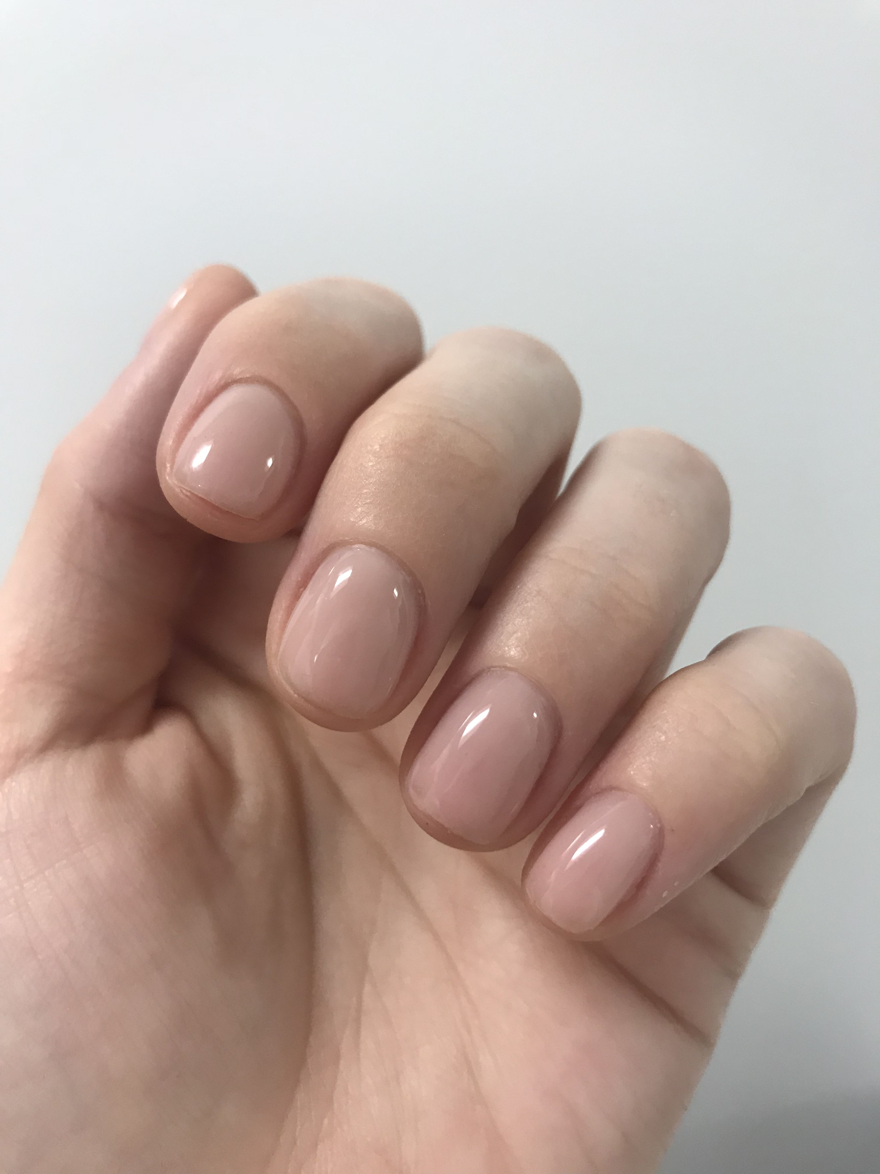 Opi Put It In Neutral Neutral Nails Nail Polish Gel Nails