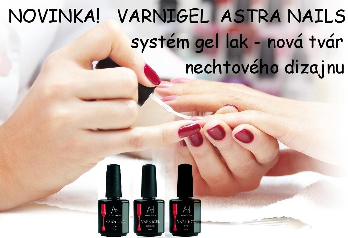 Astra Nails Farebne Uv Gely A Laky Na Nechty