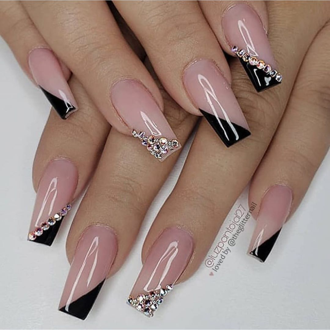 100 Spring Nail Art Designs For Women 2020 Gelove Nehty Design Nehtu A Nehet