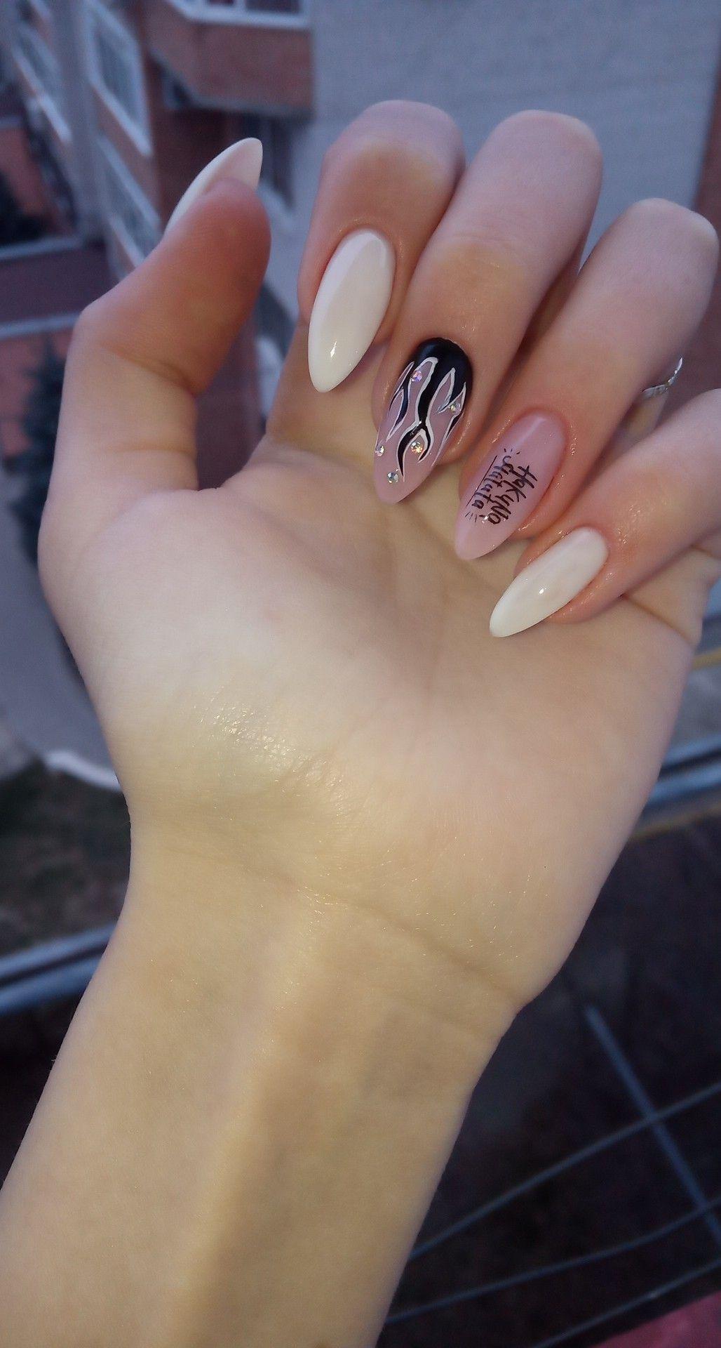 Pin By Natty On Nails In 2020 Barevne Nehty Gelove Nehty