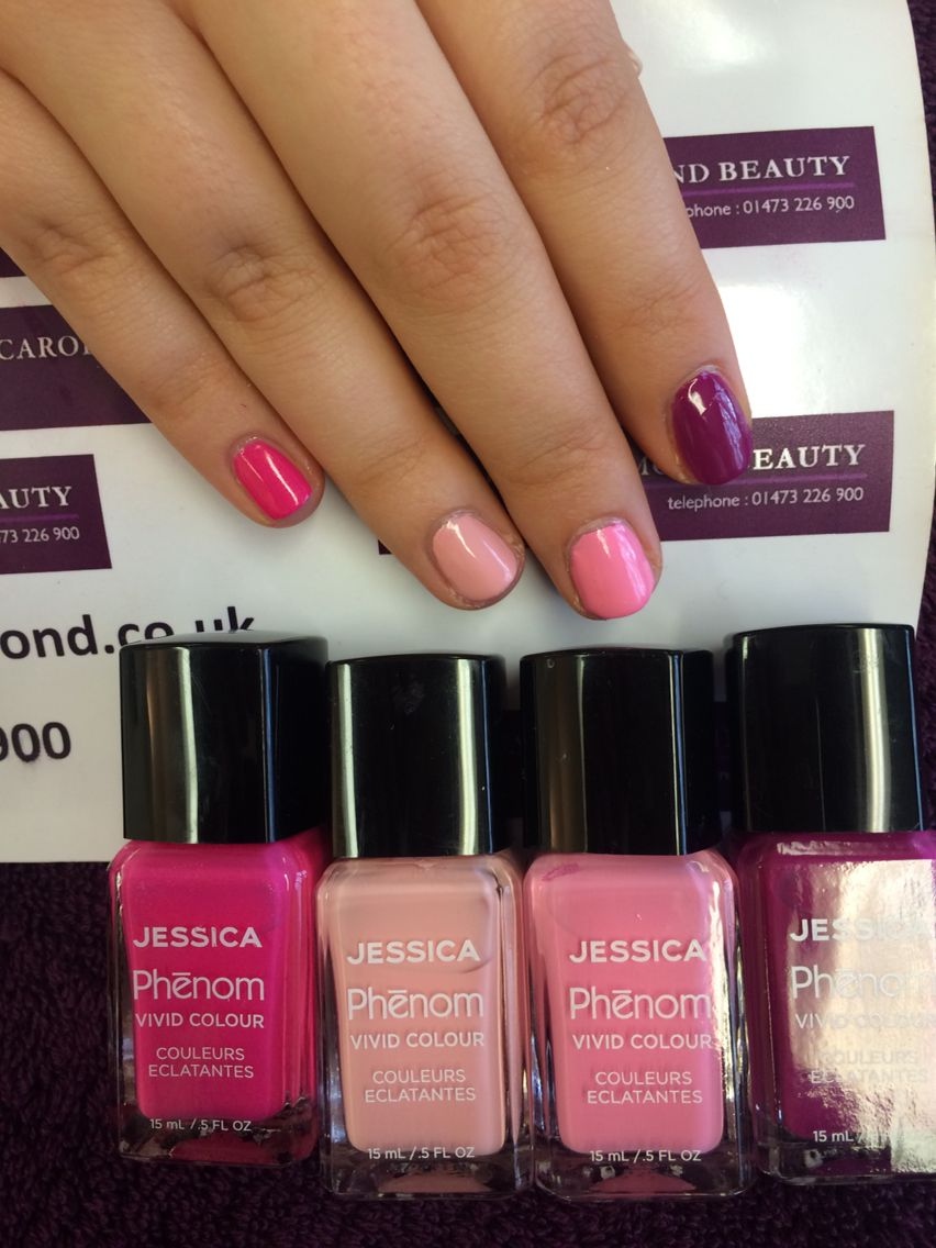 New Phenom Colours Available At The Salon Nail Polish Light Gels Manicure