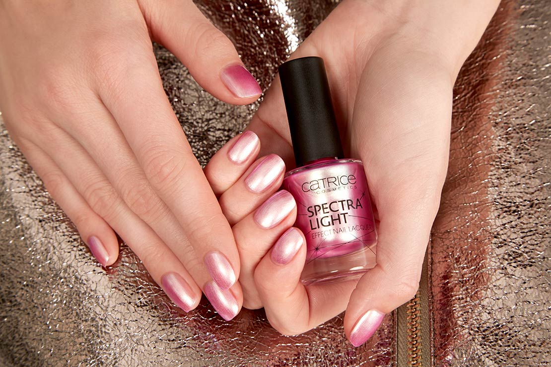 Spectra Light Effect Nail Lacquer 02 Catrice Cosmetics