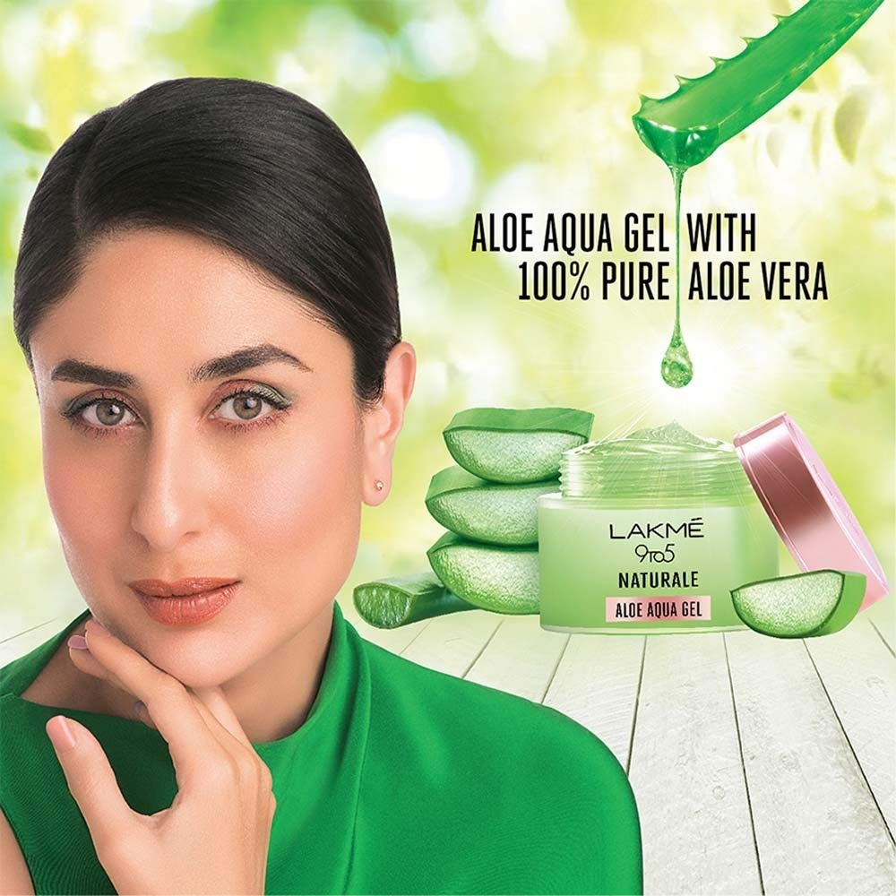Lakme 9 To 5 Naturale Aloe Aquagel 50g By Lakme Shop Online For Beauty In Australia