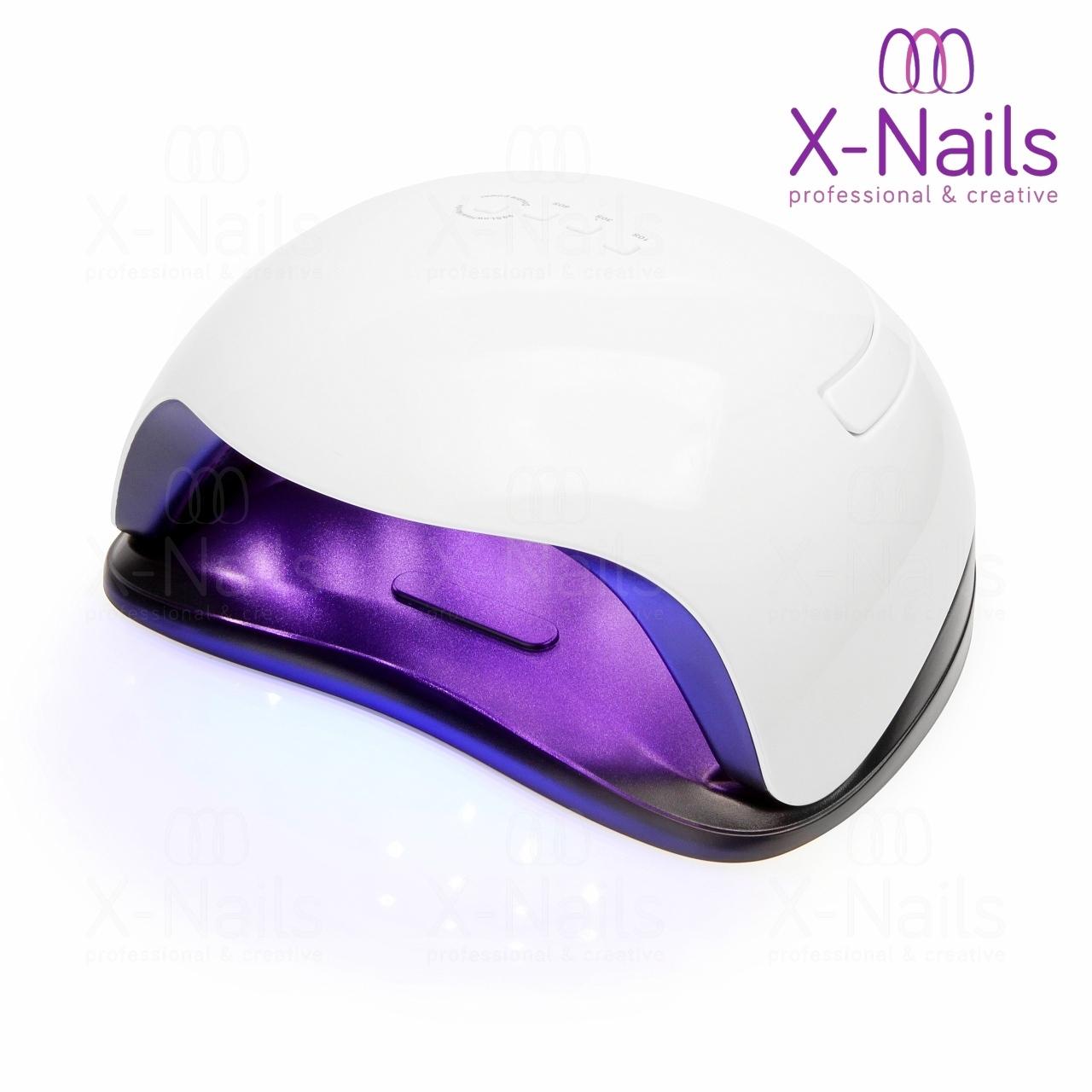 Dualni Uv Led Lampa Na Nehty 54w Lampa Pro 2 Ruce Excellent Power 54w