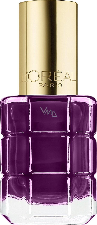 Loreal Paris Color Riche Le Vernis Al Huile Nail Polish 332 Violet Vendome 13 5 Ml Vmd Parfumerie Drogerie