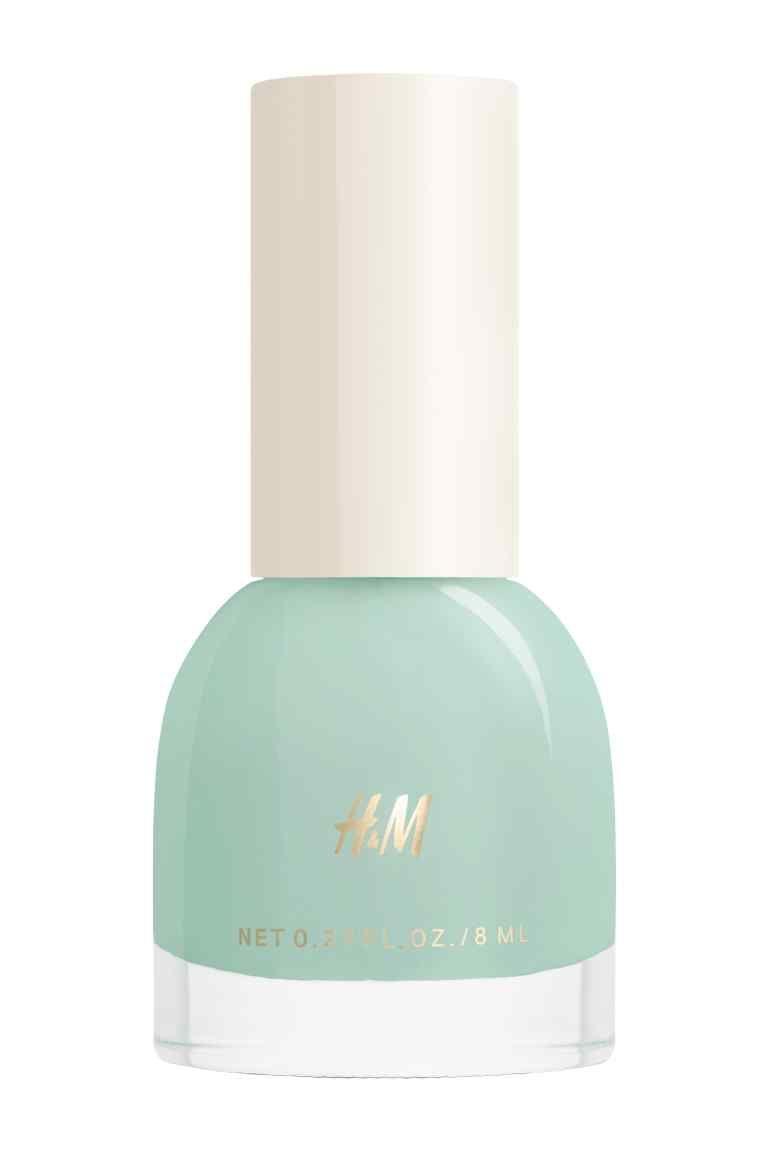 Lak Na Nehty Nail Polish Nails Mint Nails