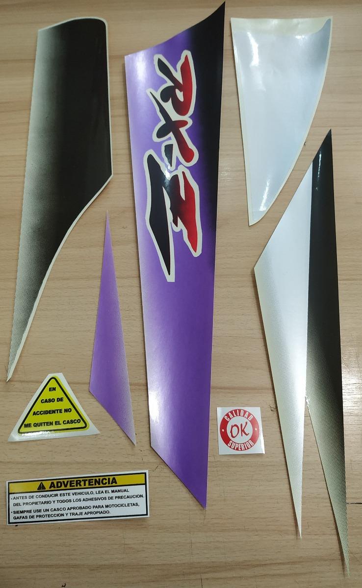 Rxz 135 Power Ranger Bs 6 644 581 42 En Mercado Libre