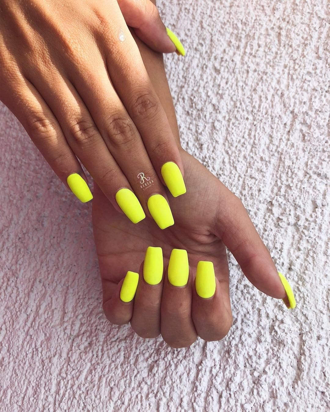 Yellow Nails Nail Nailart Neon Neonnailsummer Neonnails Summer Summernails Summerday Summervibes Summer Summerti With Images Gelove Nehty Nehty Nehty Stiletto