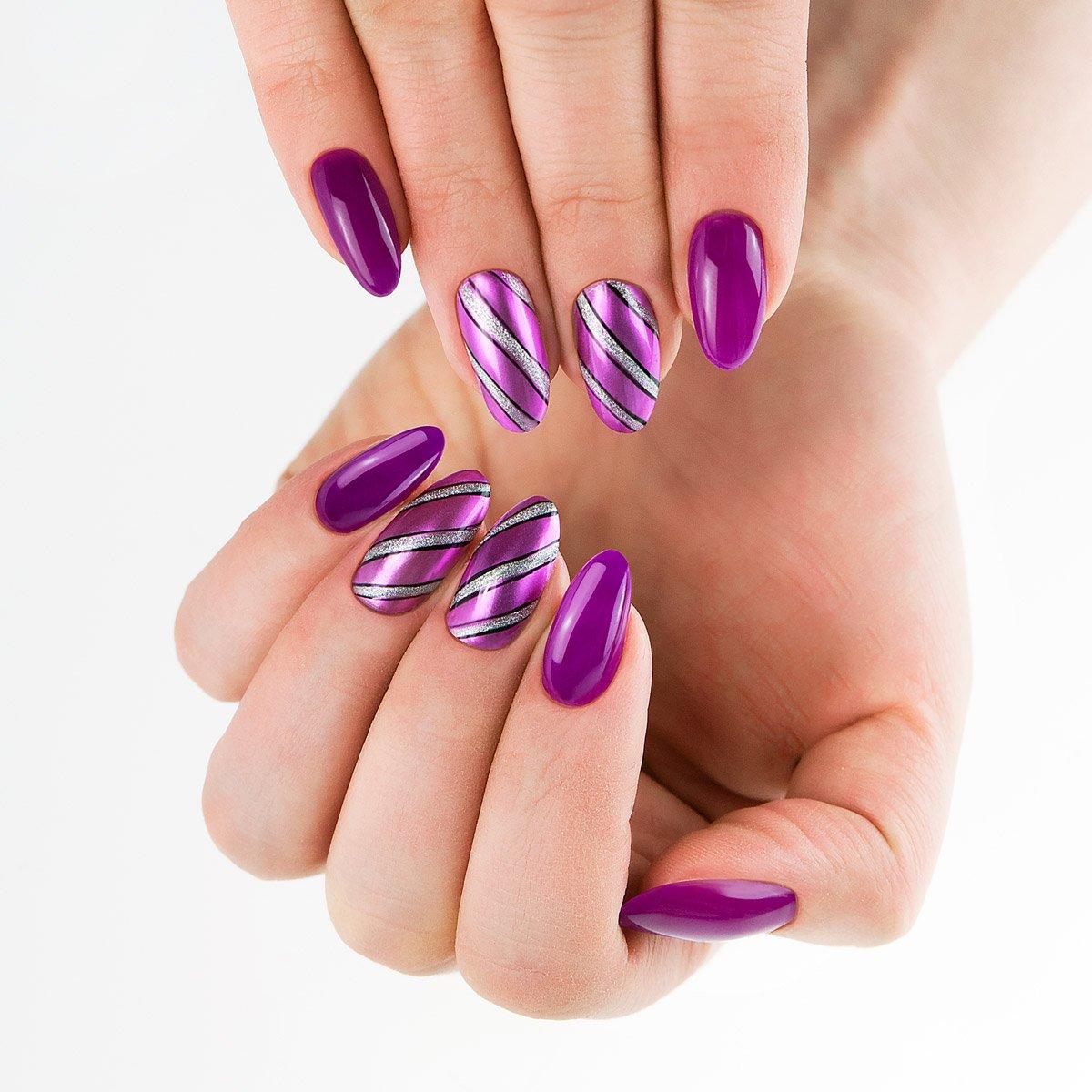 Nechtove Trendy 2018 Farba Roku Je Fialova Ultra Violet Nechtovyraj Sk