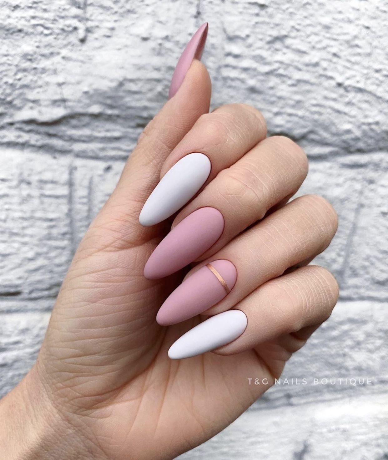 Pin By Nicole Horka On Nails In 2020 Matne Nehty Gelove Nehty Design Nehtu