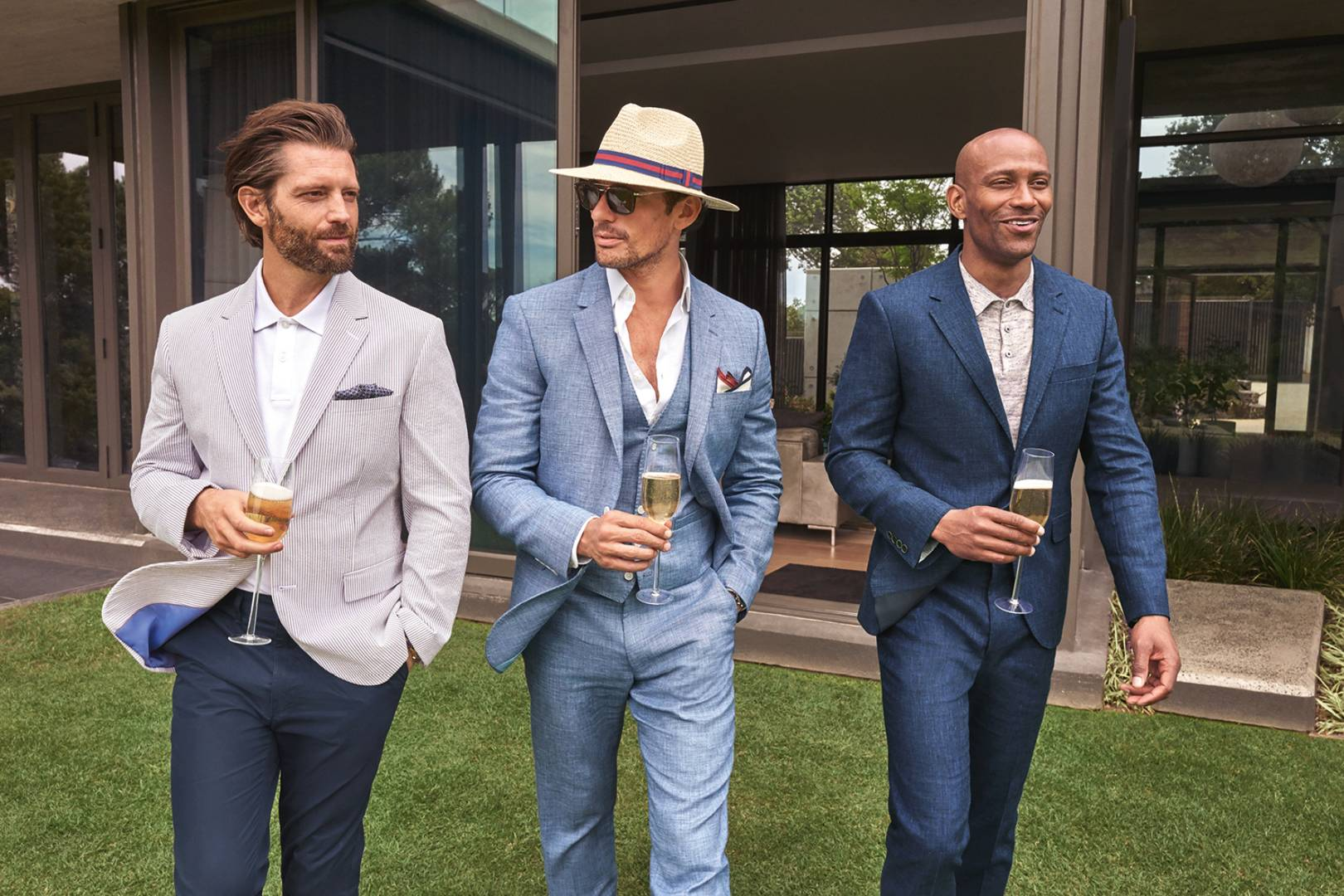 Luxusni Venkovska I Klasicka Jak Se Spravne Obleknout Na Svatbu