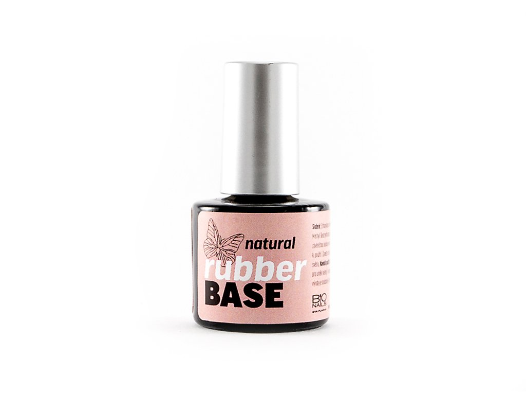 Rubber Base Natural 8ml Podkladovy Gel Lak Bio Nails
