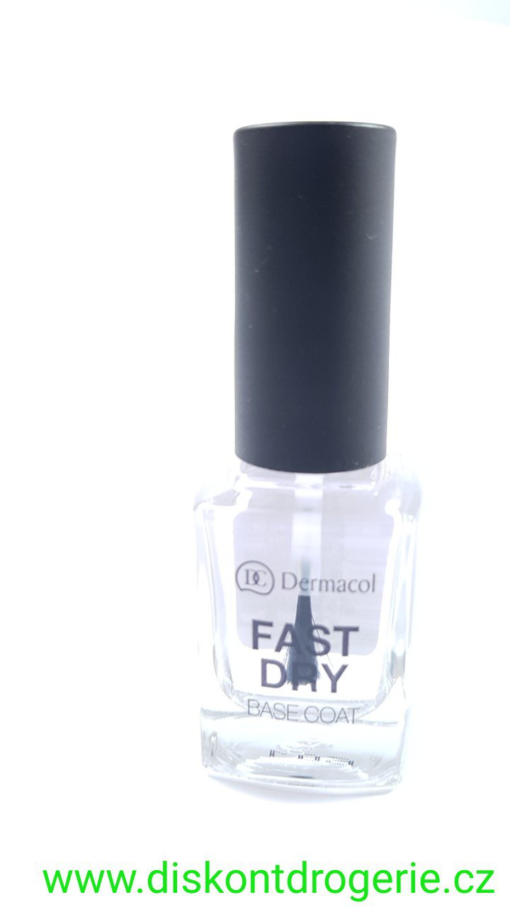 Dermacol Fast Dry Podkladovy Lak Na Nehty 11 Ml Drogerie Parfemy Bio Produkty
