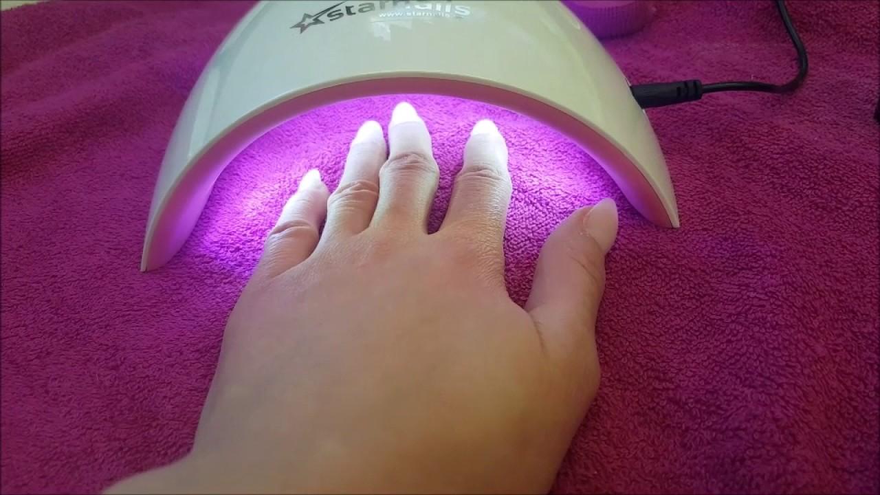 Razitkovani Nehtu Krok Za Krokem Stamping Nails Youtube