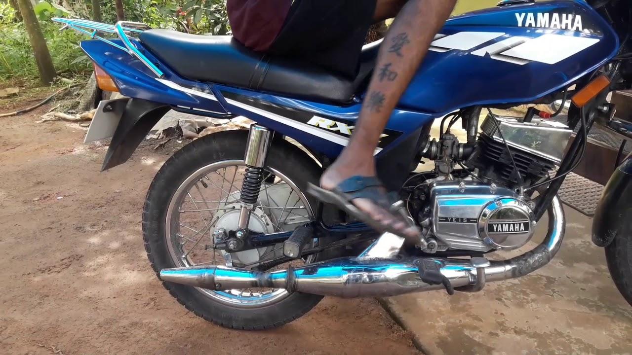 Yamaha Rxz 135 100 By Mayank Poonekar