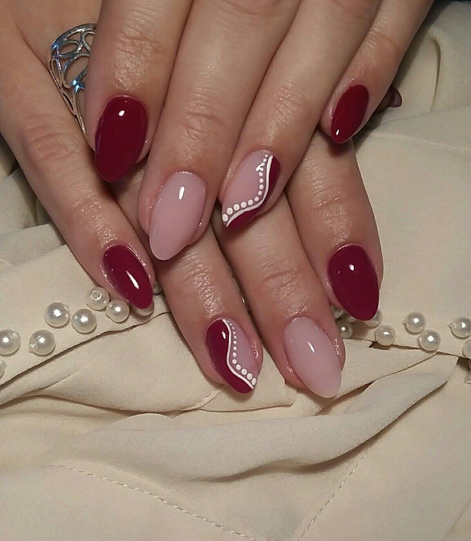 Pin By Anna Gkeka On Nail Art Trendy Nails Red Nails Nail Art Designs