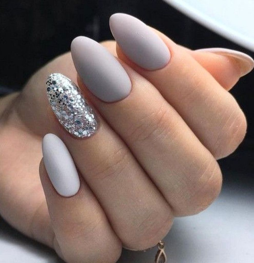50 Most Popular Acrylic Nail Designs You Must Try Gelove Nehty Design Nehtu A Nehty