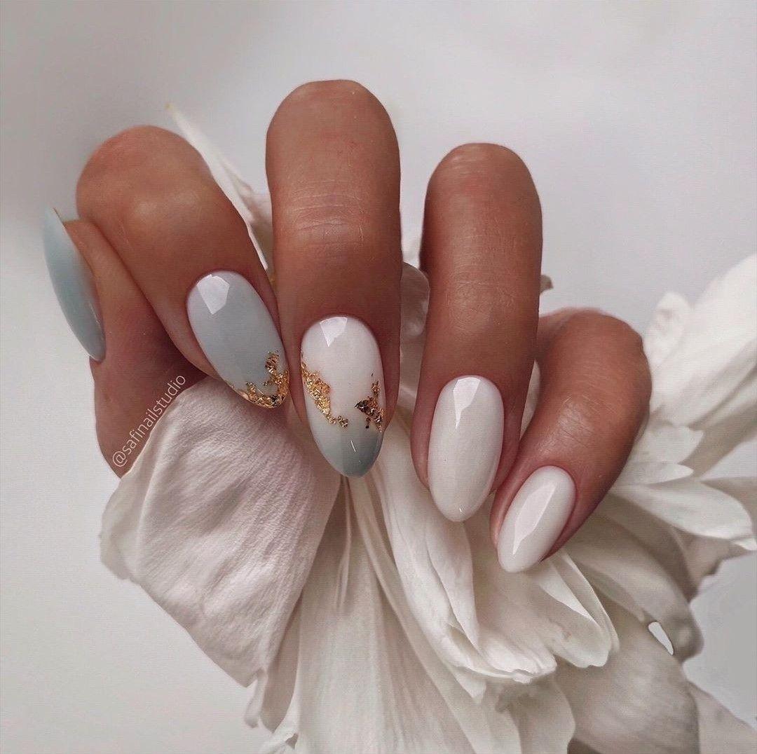 Pin By Anet Hirschlova On Orchid Love In 2020 Short Acrylic Nails Designs Bridal Nails Bridal Nail Art