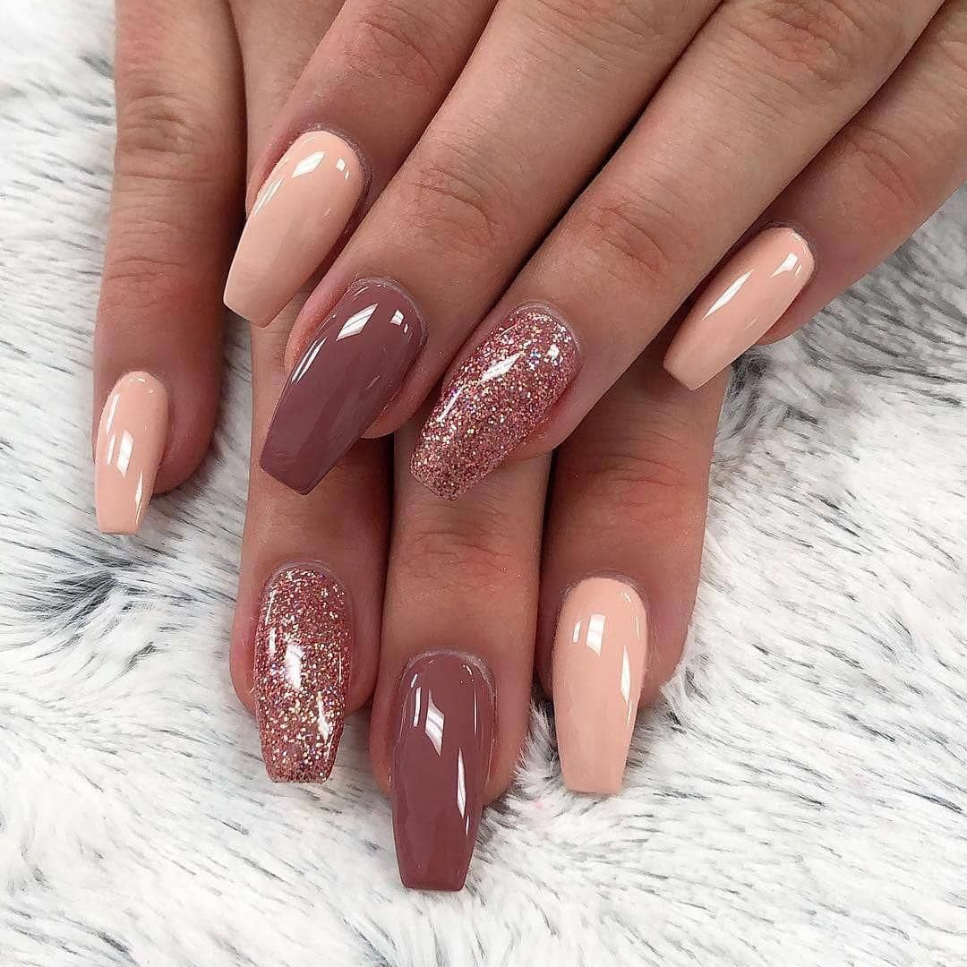 The Nails Beauty Thenails Beauty Click On The Link In My Bio Profile Thenails Beauty To Order It Worldwide Shippi Coffin Nails Designs Nails Cute Nails