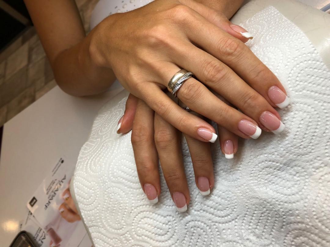Lookbook Alfaparf Nails Gel Lak French Ruke 26 Avgust 2018 Wld4r5 Sredime