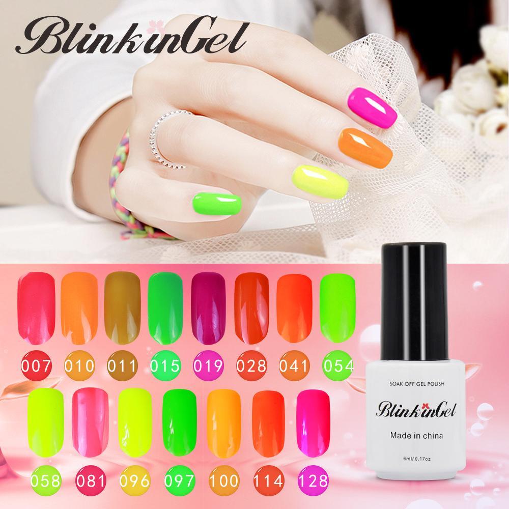 Gel Lak Magnet For Nail Polish Uv Led Lamp Color Neon Nail Polish Nails Uv Nails