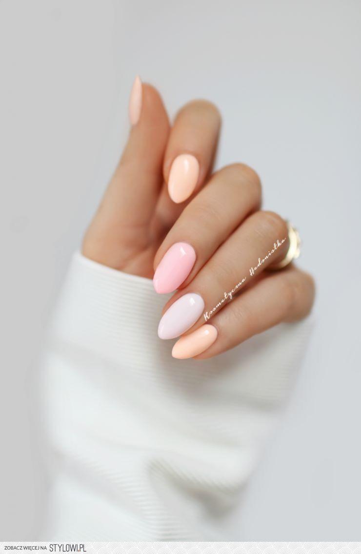 Follow Styles2love For More Posts Like This Gelove Nehty Design Nehtu Pastelove Nehty
